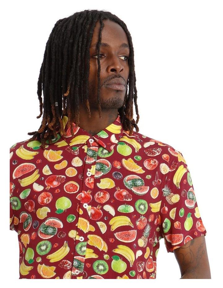 Odd Bunch Short Sleeve Rayon Shirt image 4