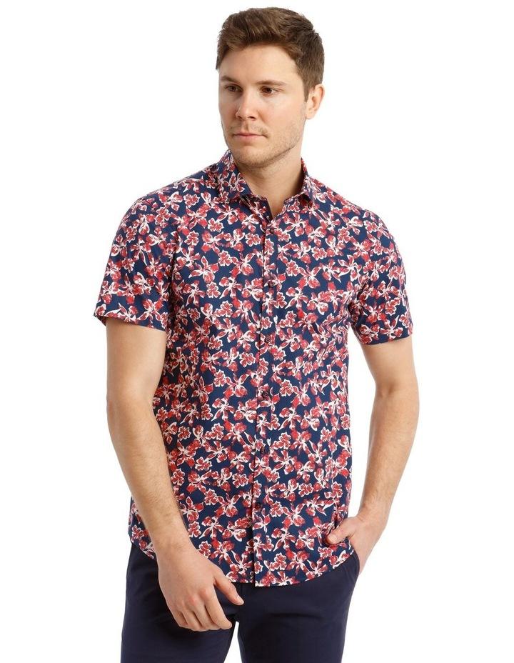 Marlon Printed Short-Sleeve Shirt image 1