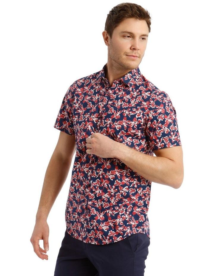 Marlon Printed Short-Sleeve Shirt image 2