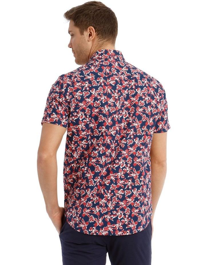 Marlon Printed Short-Sleeve Shirt image 3