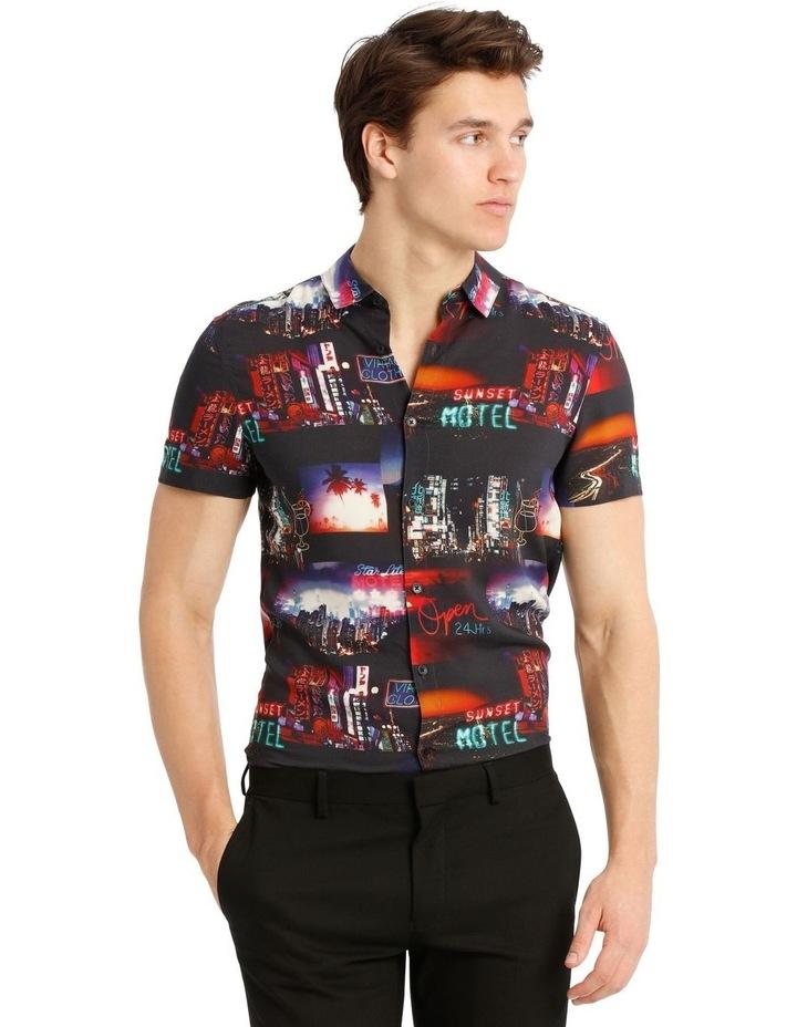 Casino Royale Short Sleeve Rayon Shirt image 1