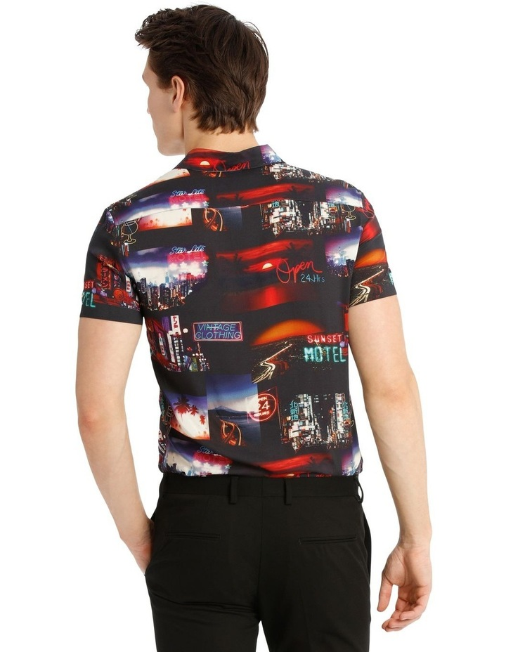 Casino Royale Short Sleeve Rayon Shirt image 3