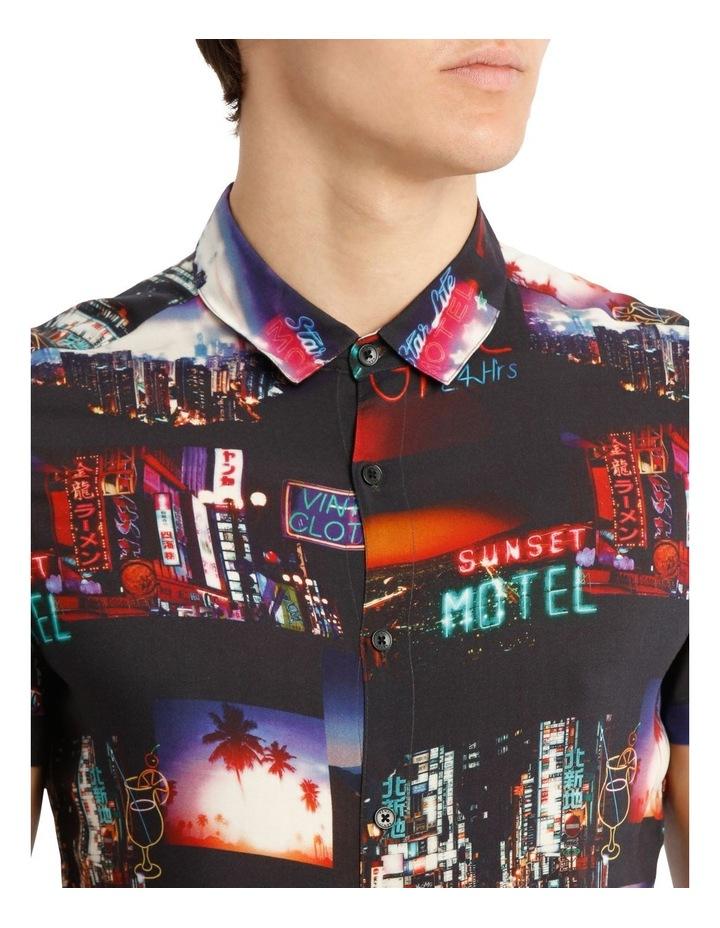 Casino Royale Short Sleeve Rayon Shirt image 4