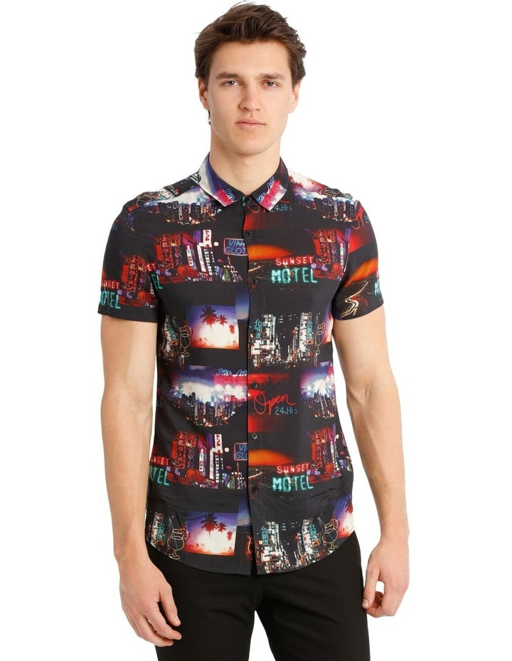 Casino Royale Short Sleeve Rayon Shirt image 5