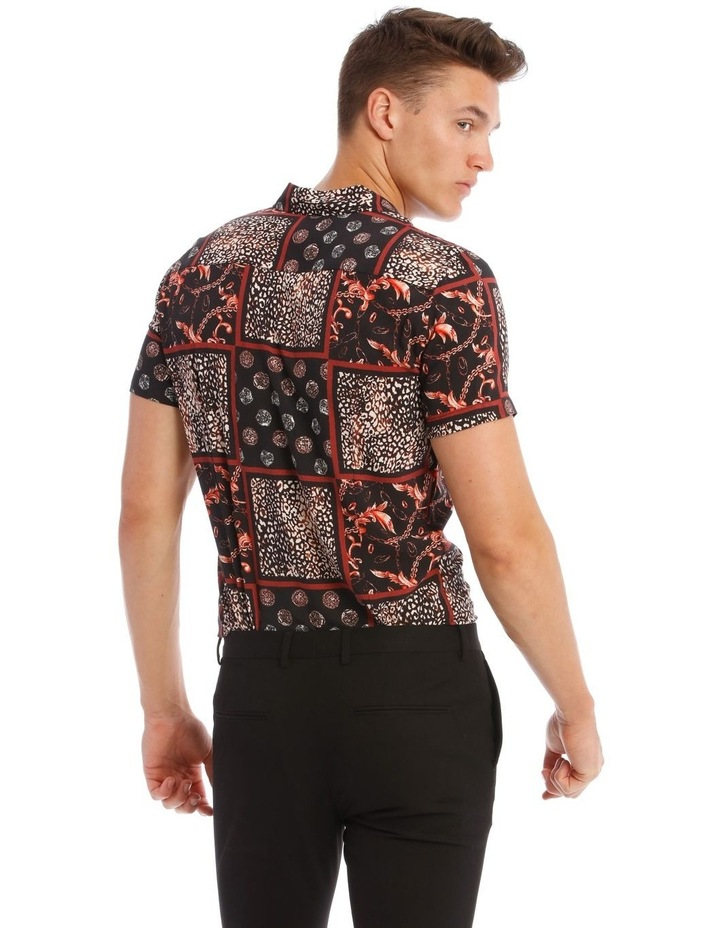 The Mansion Print Short-Sleeve Shirt image 3