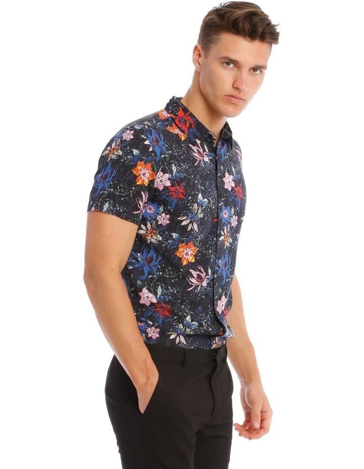 Palms Print Short-Sleeve Shirt image 2