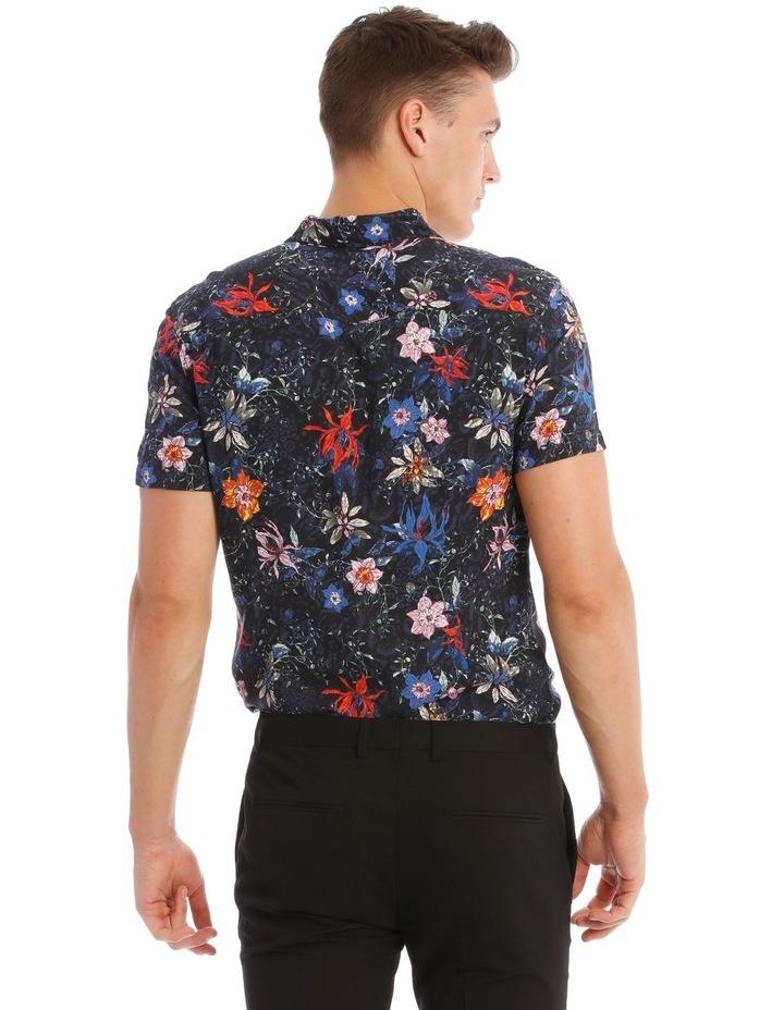 Palms Print Short-Sleeve Shirt image 3