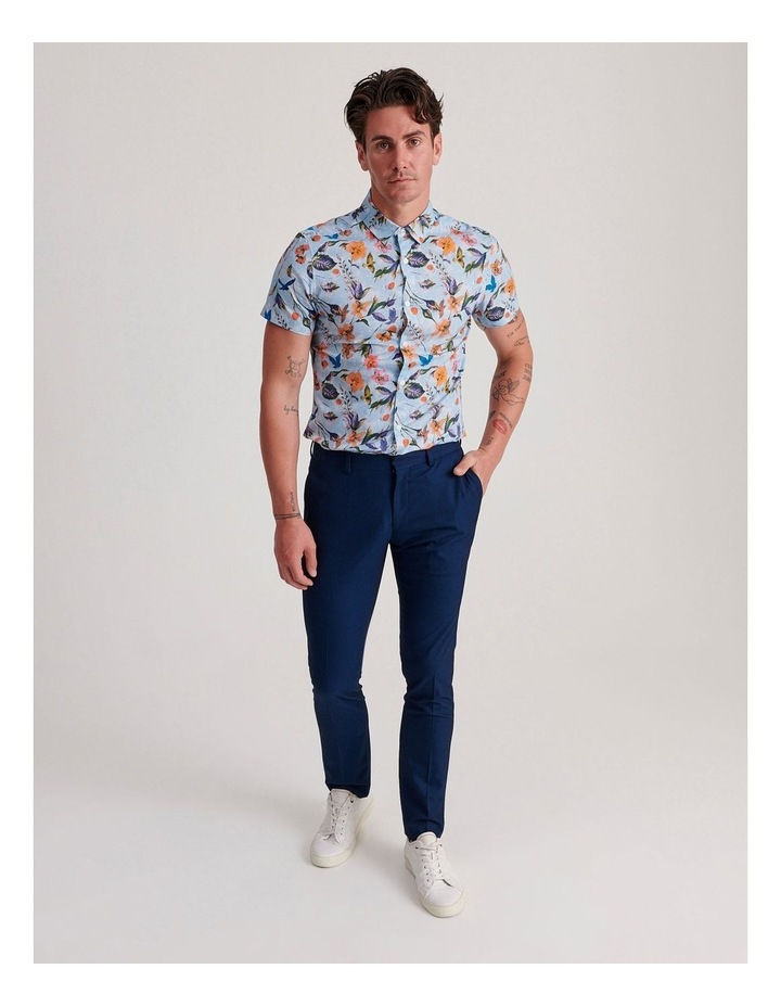 Delta Blues All Over Print Short Sleeved Shirt image 2