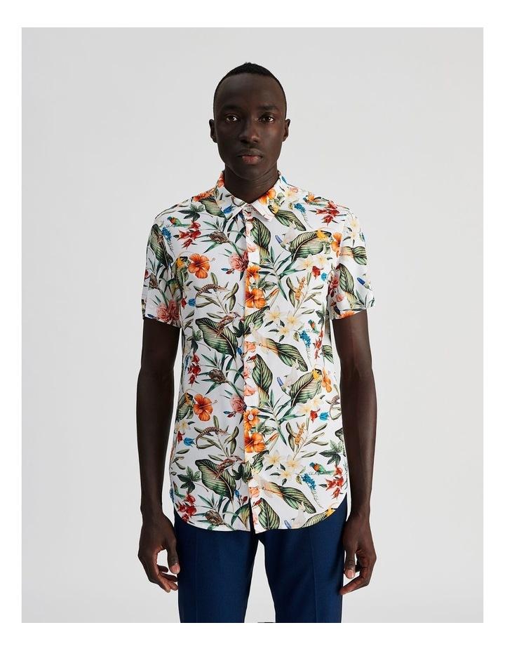 Kingston Rule All Over Print Short Sleeve Shirt image 1