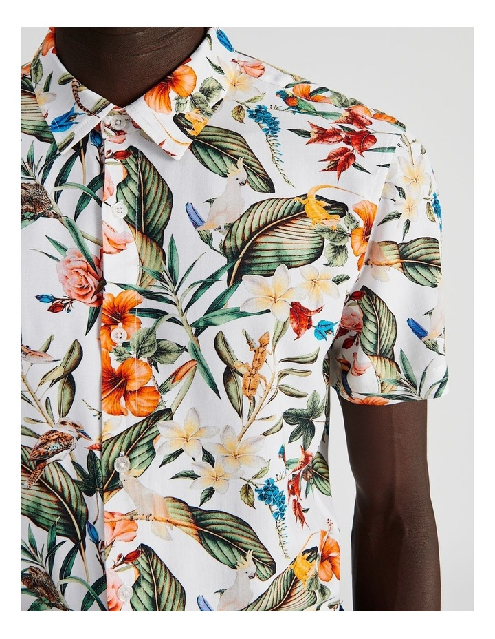 Kingston Rule All Over Print Short Sleeve Shirt image 6