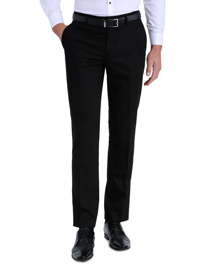 Slim Fit Plain Trouser image 1