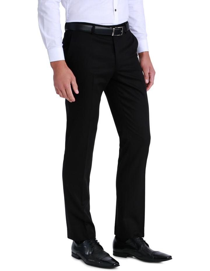 Slim Fit Plain Trouser image 2