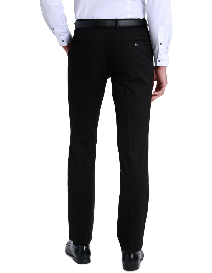 Slim Fit Plain Trouser image 3