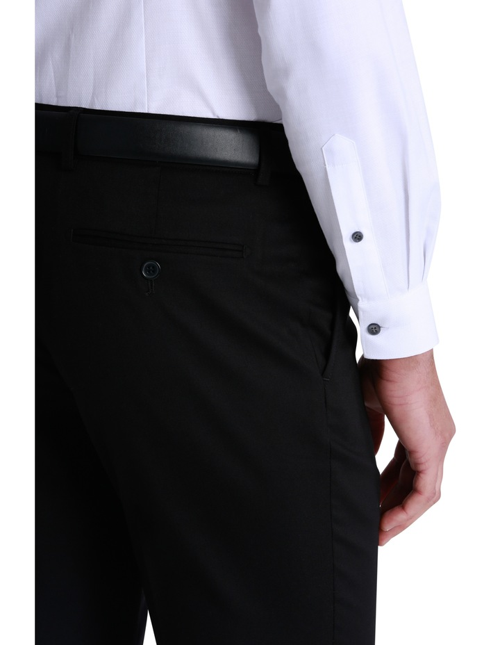 Slim Fit Plain Trouser image 4
