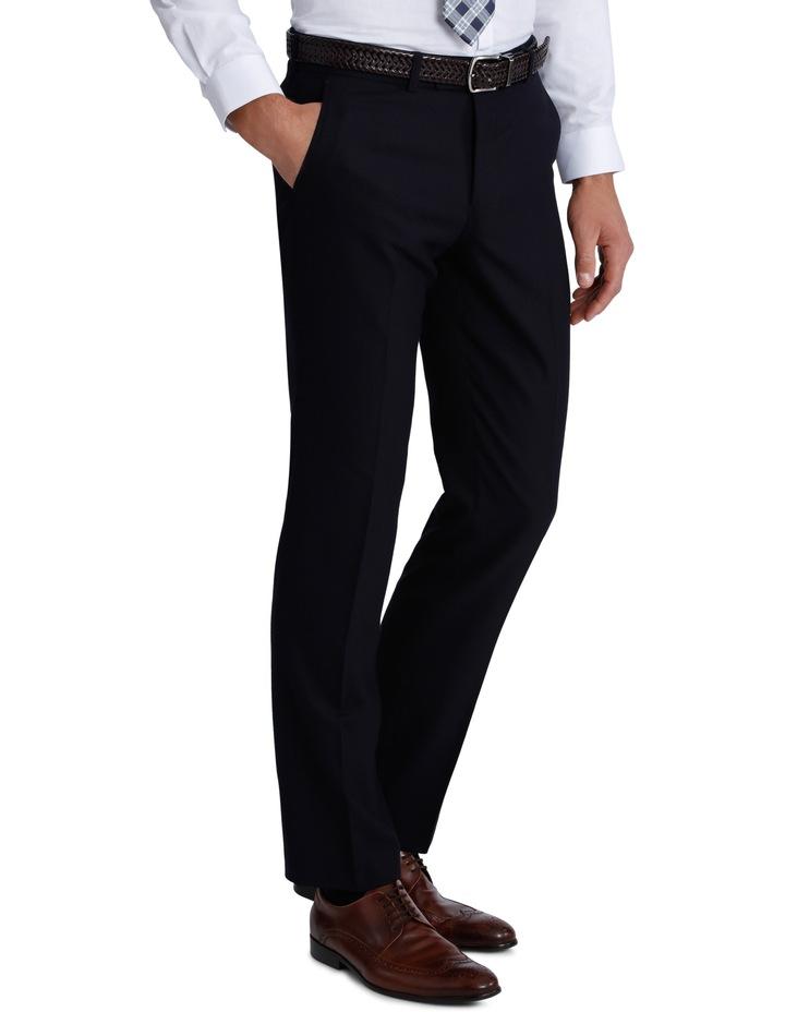 Slim Fit Pin Dot Trouser image 1