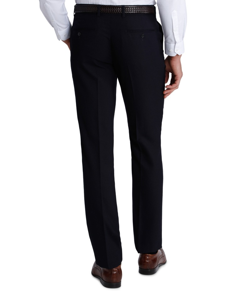 Slim Fit Pin Dot Trouser image 3