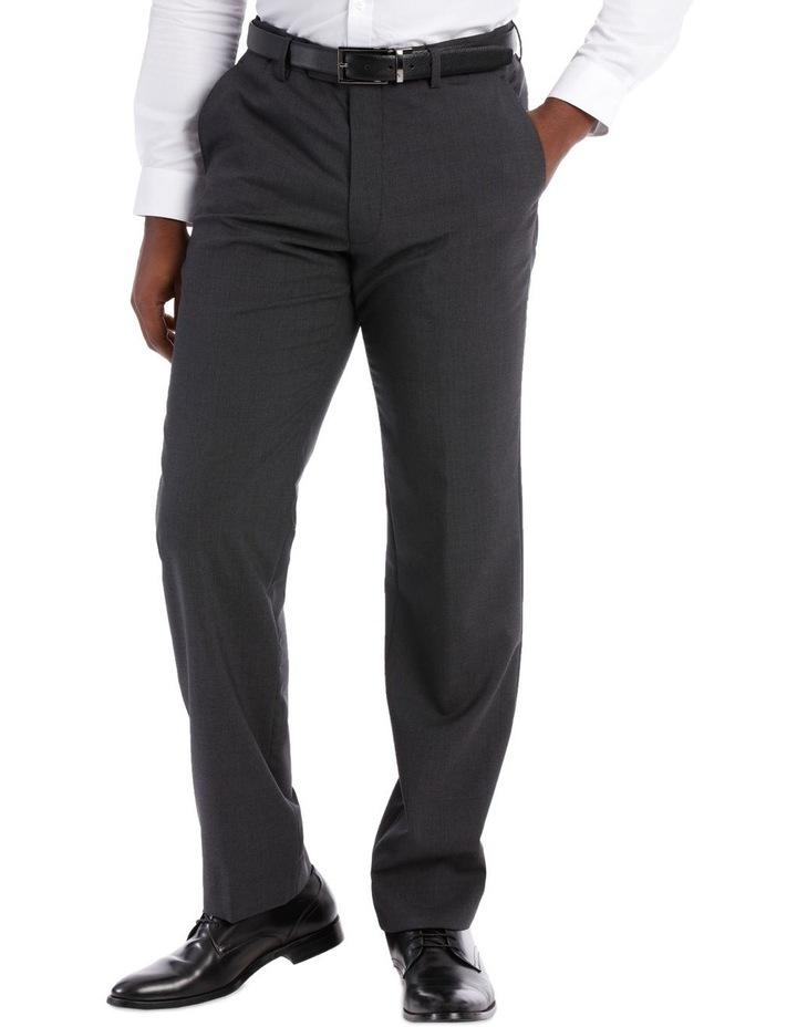 Mini Grid Check Wool Trouser Tn196-41 image 2
