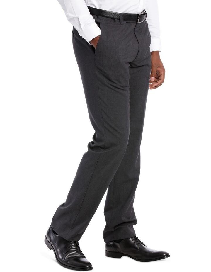 Mini Grid Check Wool Trouser Tn196-41 image 4