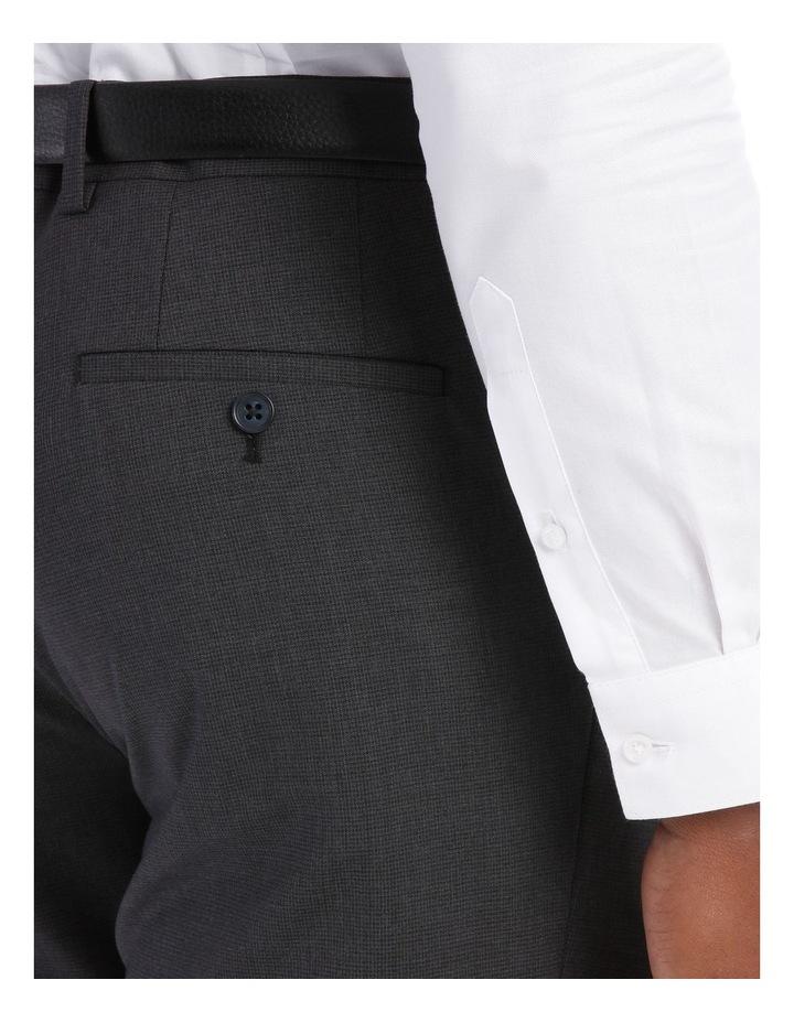 Mini Grid Check Wool Trouser Tn196-41 image 8