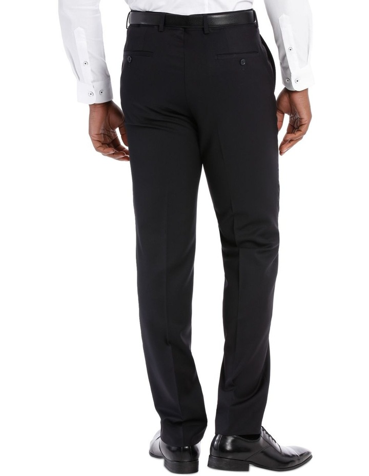 Textured Wool Trouser Tn197-11 image 6