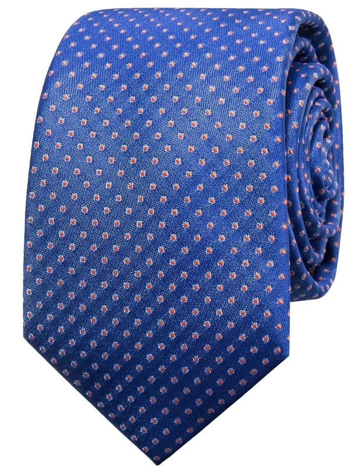 Micro Spot Orange Tie BLPTW18118 image 1