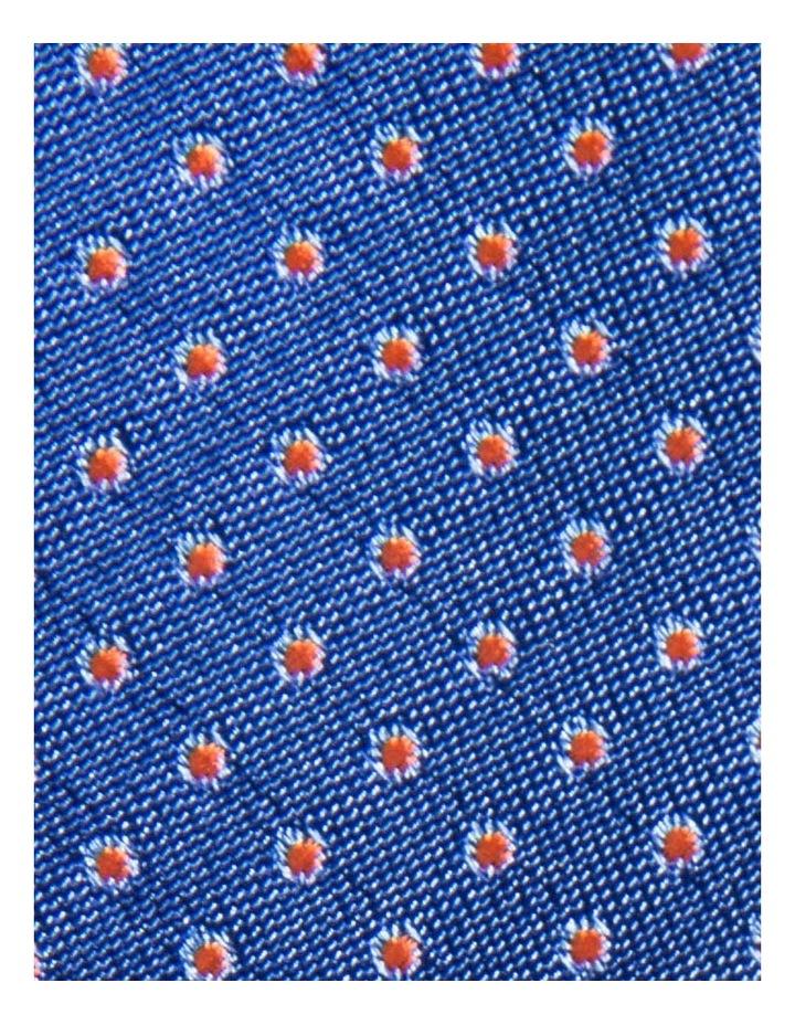 Micro Spot Orange Tie BLPTW18118 image 3
