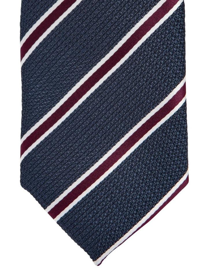 Stripe Silk Tie image 2