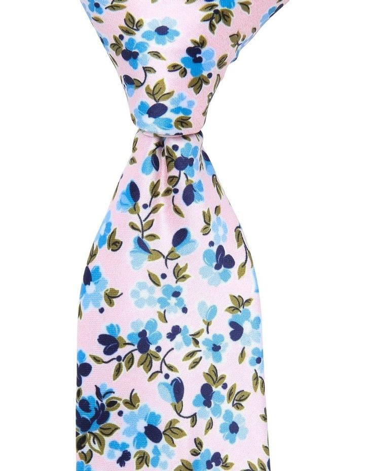 Floral Tie Pink image 1