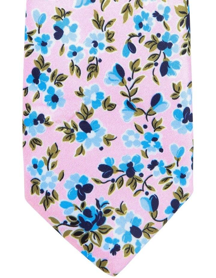 Floral Tie Pink image 2