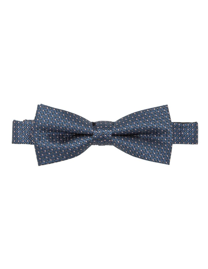 SPOT BOW TIE NAVY image 1