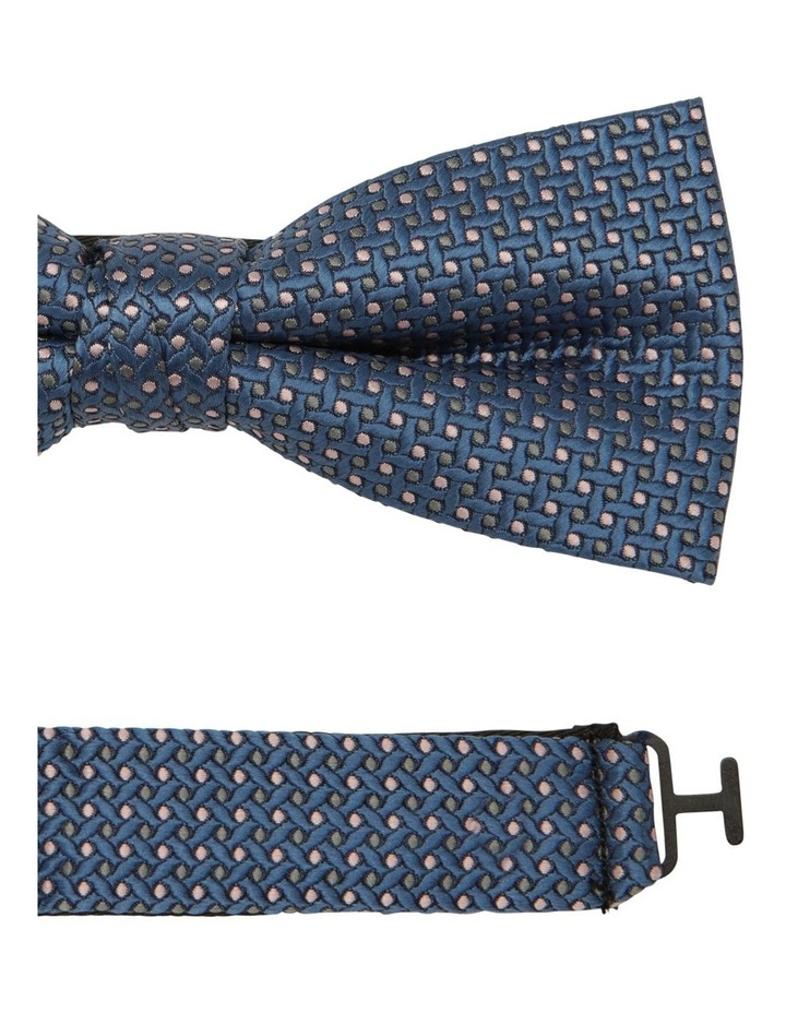 SPOT BOW TIE NAVY image 2