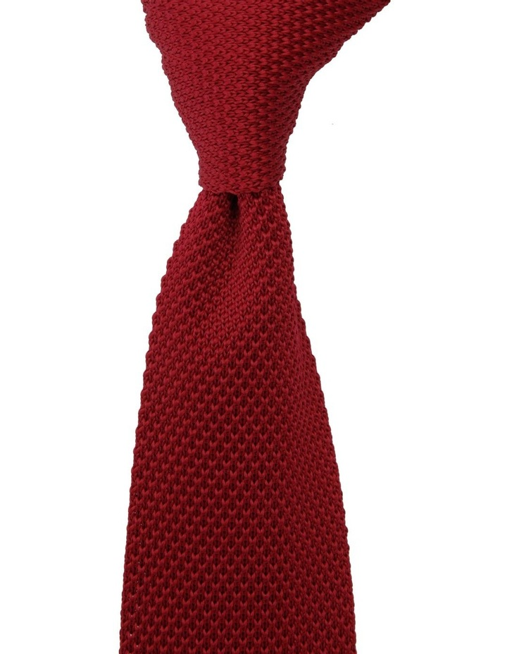Blaq Knitted Tie image 1