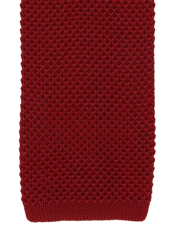 Blaq Knitted Tie image 2