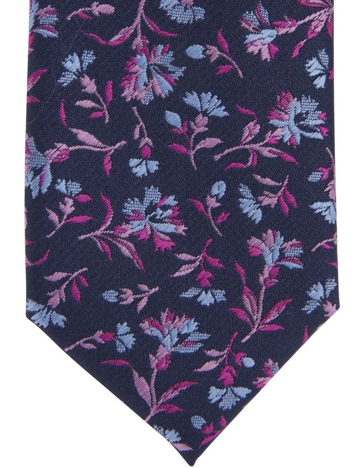 Blaq Floral Tie image 2
