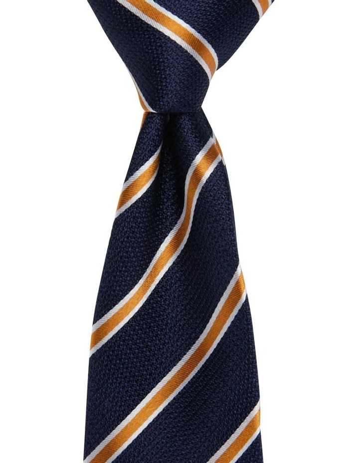 Diagonal Stripe Tie image 1