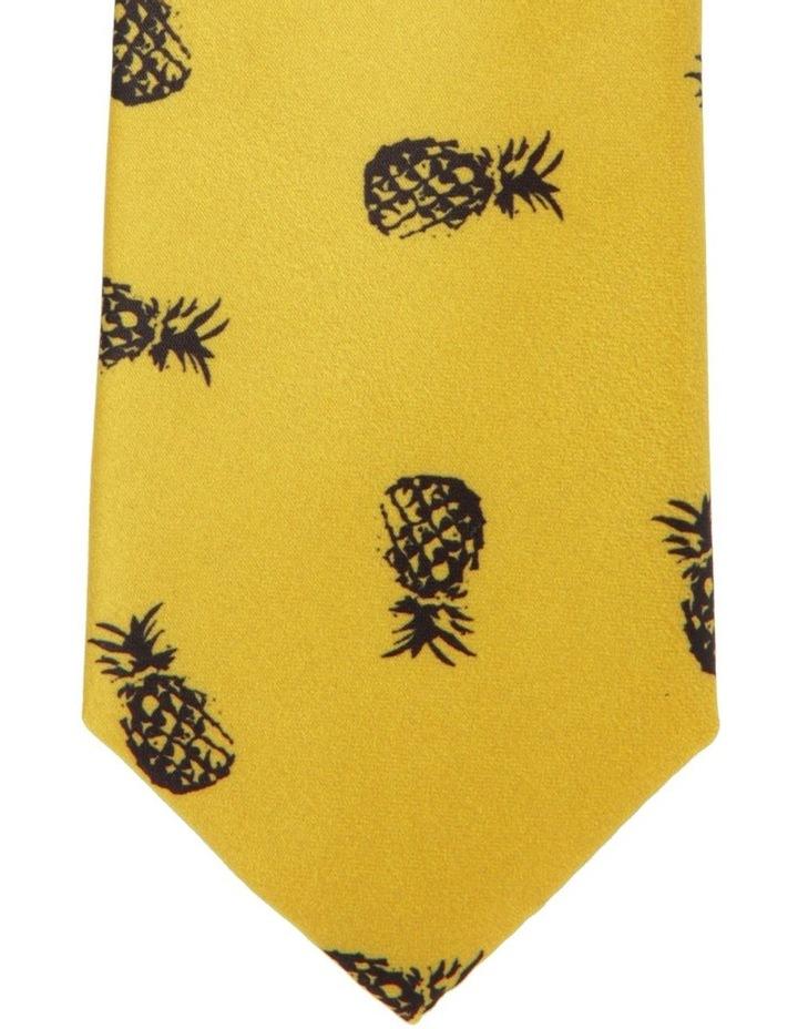 Pineapple Print Tie image 2