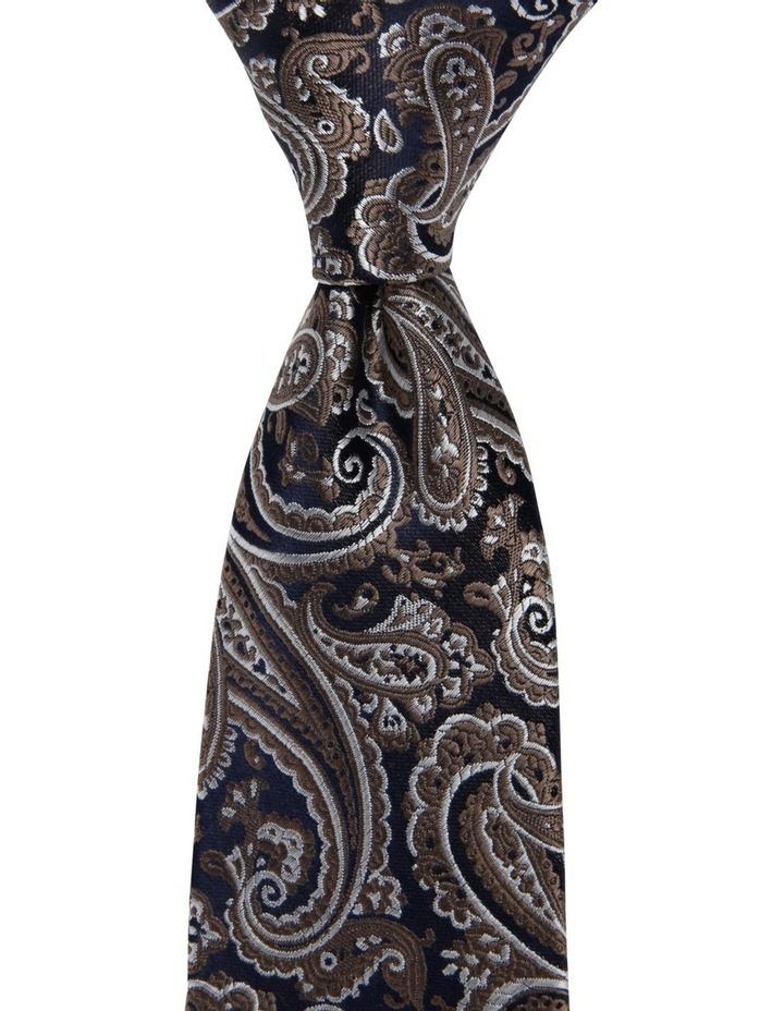 Paisley Silk Tie image 1