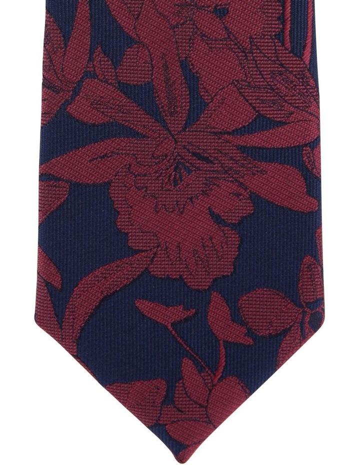 Large Floral Tie image 2