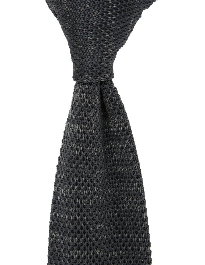 Textured Knit Tie image 1