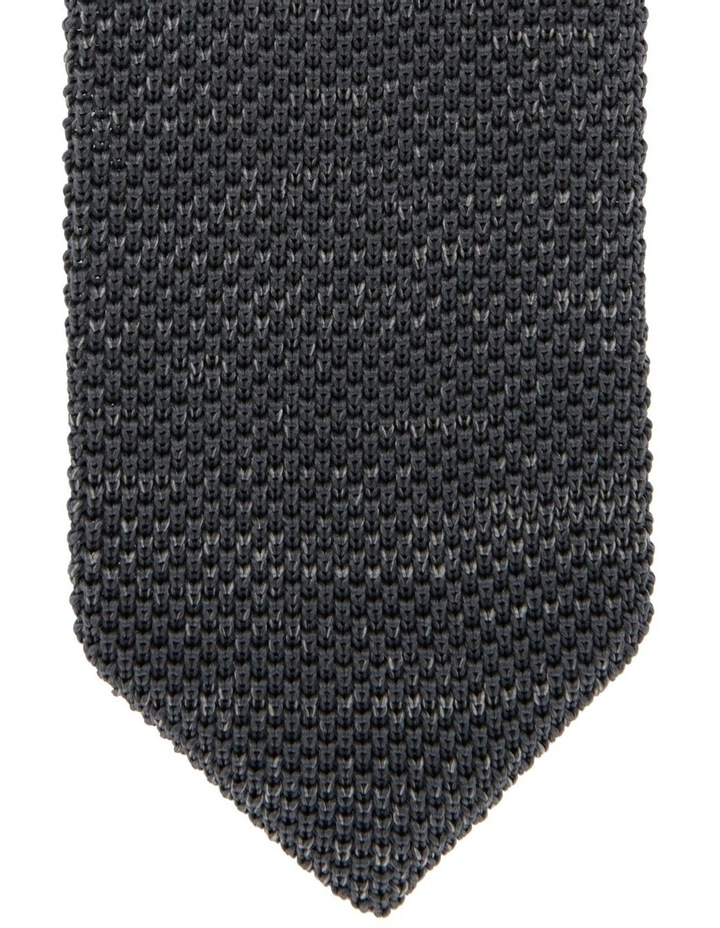 Textured Knit Tie image 2