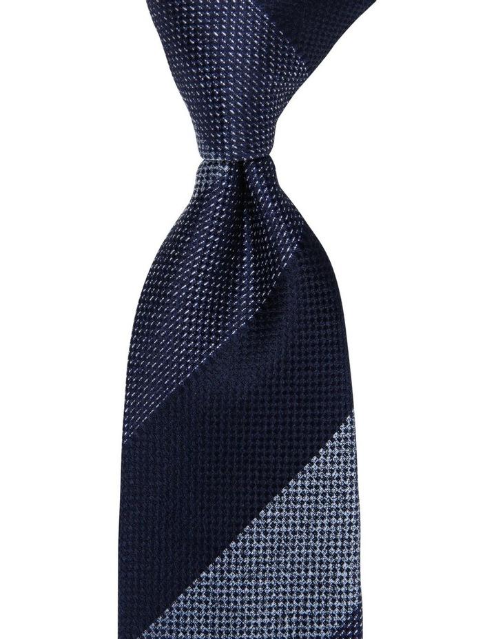 Stripe Silk Tie image 1