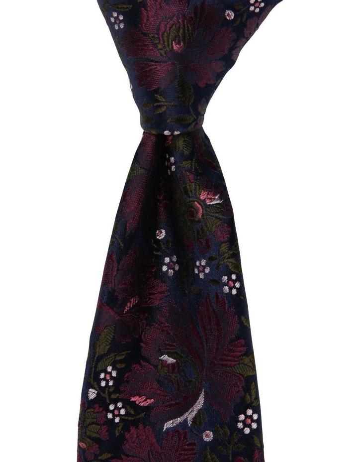 Floral Silk Tie image 1