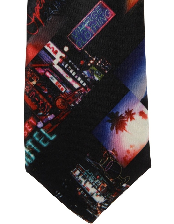 Nightlights Print Tie image 2