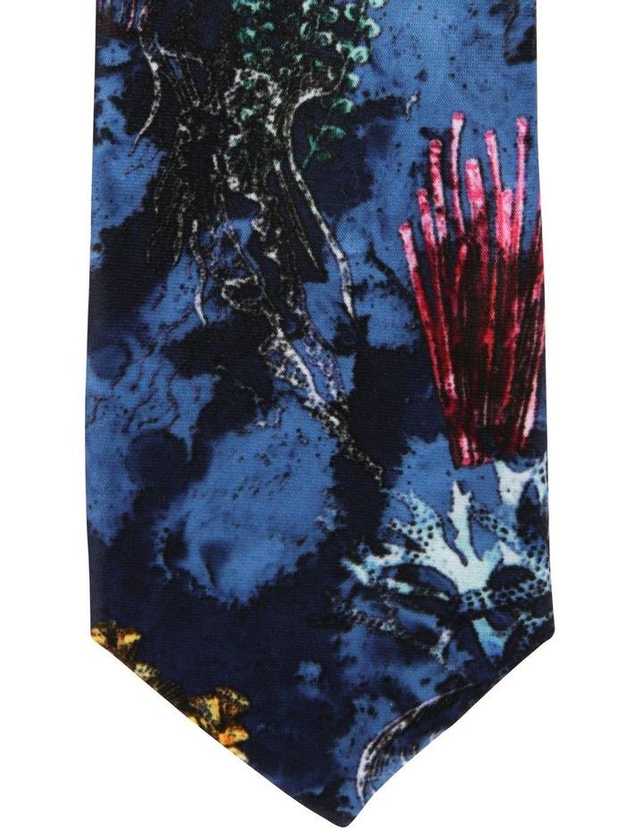Underwater Print Tie image 2