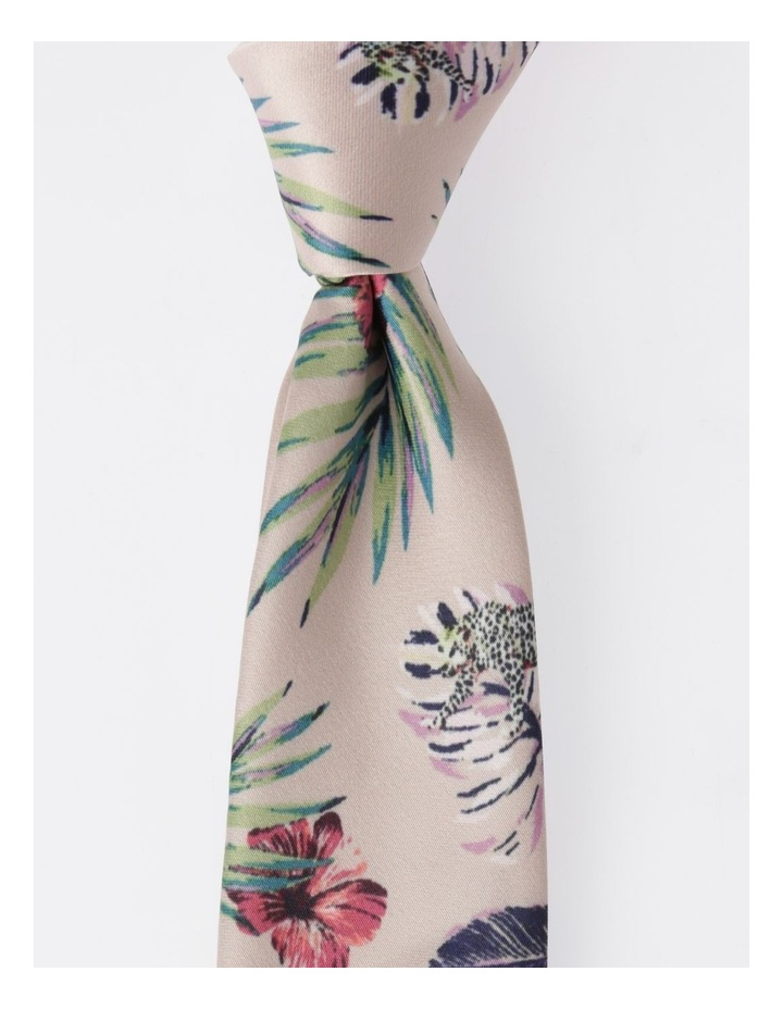 Jungle Book Print Tie image 1
