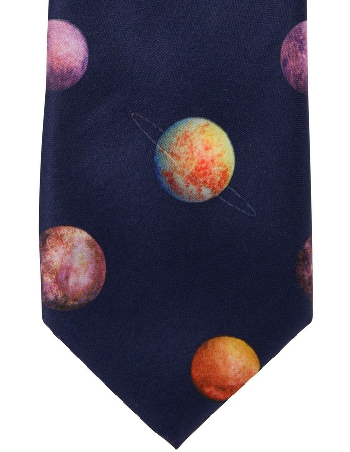 Planets Print Tie image 2