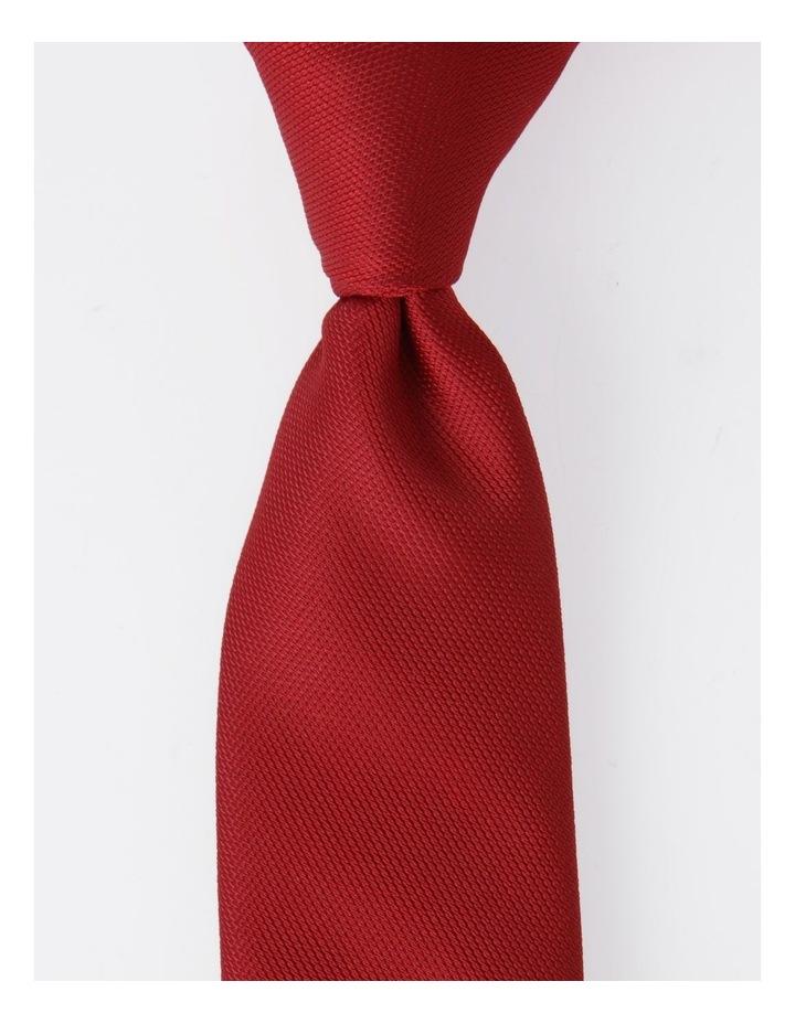 Kenji Skinny Tie Red image 1