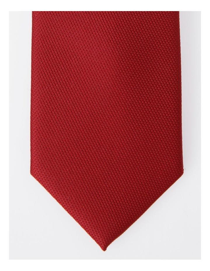 Kenji Skinny Tie Red image 2