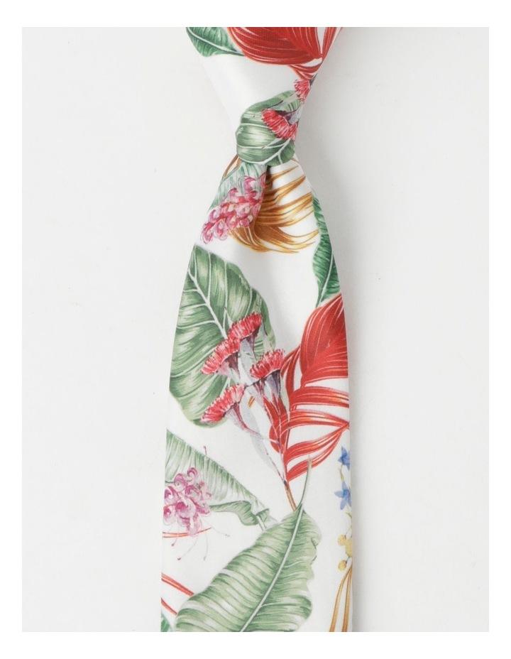 Aussie Outback Print Neck Tie image 1