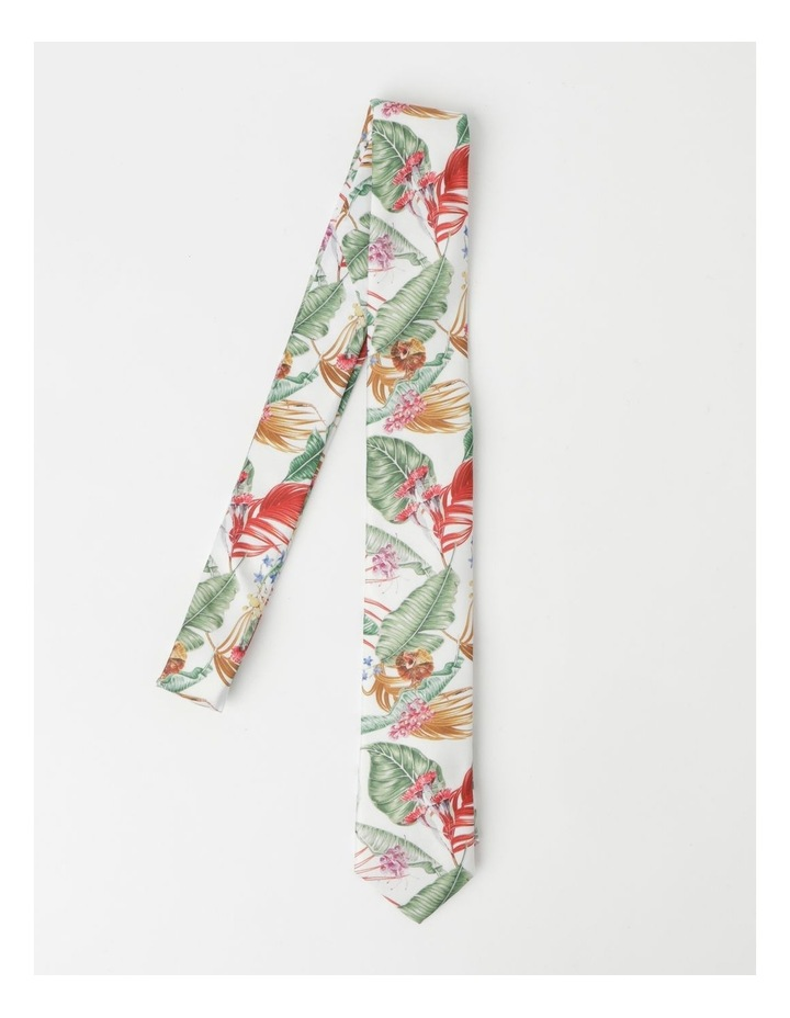 Aussie Outback Print Neck Tie image 3